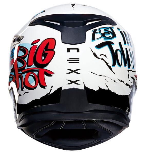 SX.100 Big Shot White