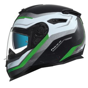 SX.100 MANTIK BLACK GREEN