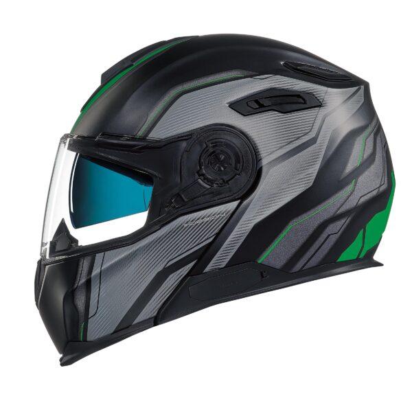 X.VILITUR - Paradox Black Green MT