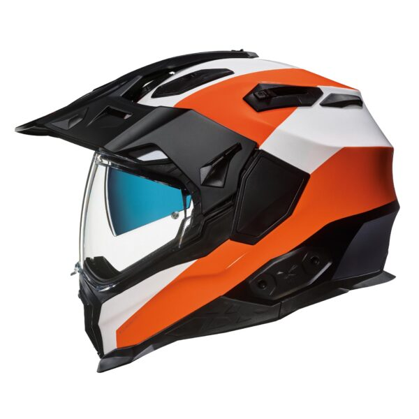 X WED 2 DUNA - Orange